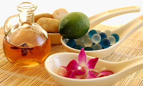 Acupuncture and Aromatherapy